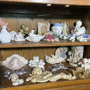 Lot # 61 - Angel and Cherub Collection