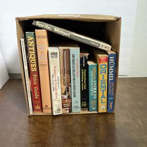 Lot # 66 - Books on Collecting and Antiques