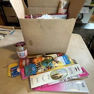 Lot # 90 - Box FULL of Incense