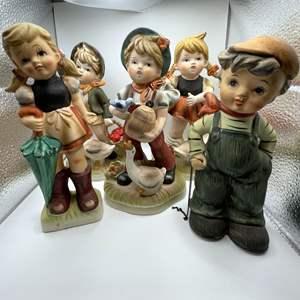 Lot # 108 - Porcelain Figurines