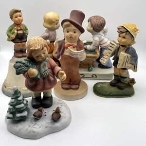 Lot # 113 - Hummel Figurines, Goebel, Schmid Lines
