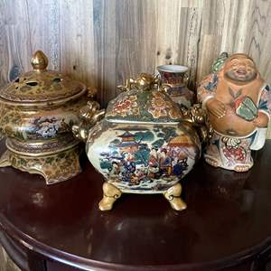 Lot # 115 - Vintage Royal Satsuma Collection