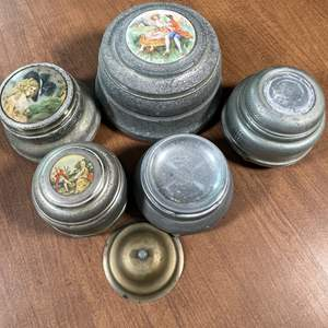 Lot # 134 - Collection of Victorian Music Boxes