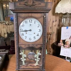 Lot # 140 - Vintage Condor Key Wound Wall Clock