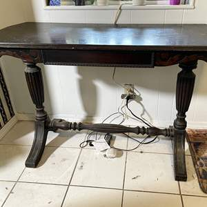 Lot # 151 - Hall table