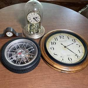 Lot # 167 - Assorted Clocks