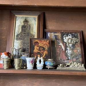 Lot # 181 - Pictures and Décor Items