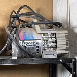 Lot # 205- Power Pal Electric Air Compressor