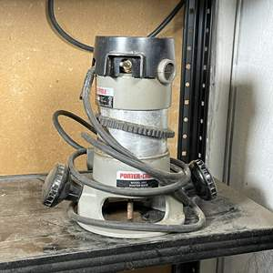 Lot # 207- Porter Cable 6902 Electric Router