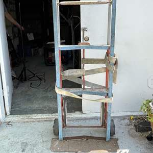 Lot # 234- Hand Truck Dolly With Stair Climber