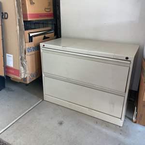 Lot # 18 - Metal Filing Cabinet