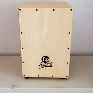 Lot # 40 - LP Aspire Percussion Box