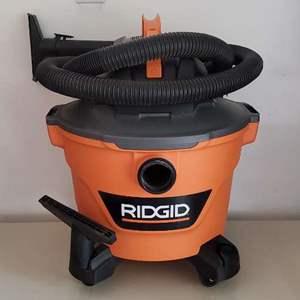 Lot # 41 - Ridgid Wet / Dry Vacuum