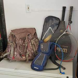 Lot # 44 - Sports Equipment