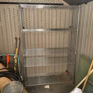 Lot # 55 - NSF Storage Rack