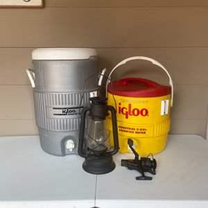 Lot # 70 - Outdoor Equipment
