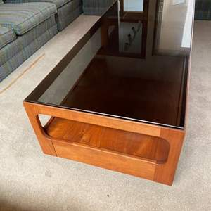 Lot # 1 - Brown-Saltman Mid Century Modern Coffee table