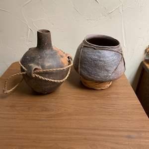 Lot # 25 - Tarahumara Pottery