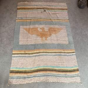 Lot # 38 - Vintage rug