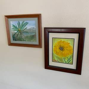 Lot # 43 - Sui Original paintings