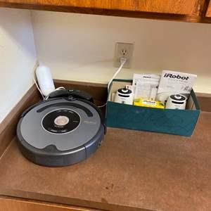 Lot # 45 - Roomba