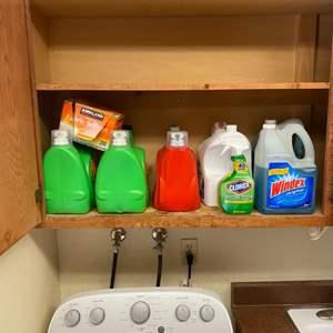 Lot # 50 - Laundry room goods