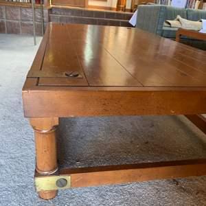 Lot # 83 - Vintage coffee table