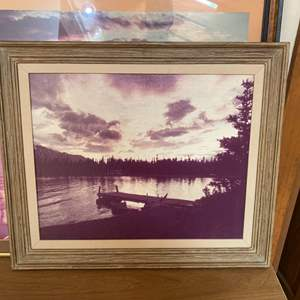 Lot # 103 - Series of framed photos