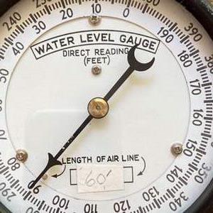 Lot # 107 - Water Gauge