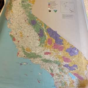 Lot # 108 - California map 2002