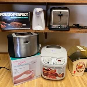 Lot # 118 - Kitchen appliances