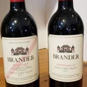 Lot # 30 -2 Bottles of BRANDER