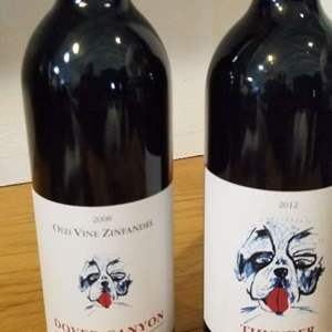 Lot # 34 -2 Bottles of DOVER CANYON