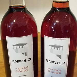 Lot # 36 -2 Bottles of ENFOLD ANITA'S ROUGE