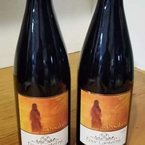 Lot # 37 -2 Bottles of 4 LANTERNS