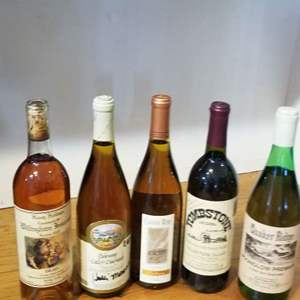 Lot # 48 -5 Bottle Collection