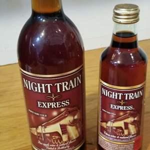 Lot # 52 -Ride the NIGHT TRAIN