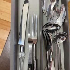 Lot # 35 - Kitchen utensils
