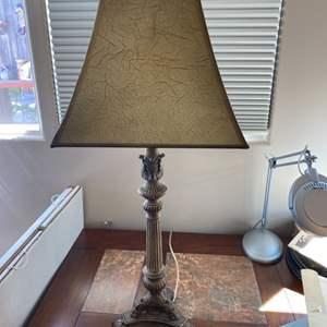 Lot # 46 - Table lamp