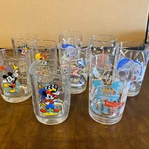 Lot # 50 - McDonald's Disney glasses