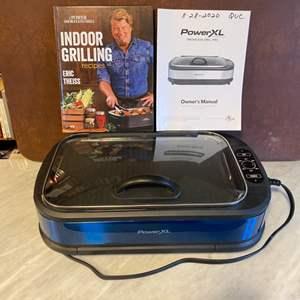 Lot # 53 - PowerXL smokeless grill pro