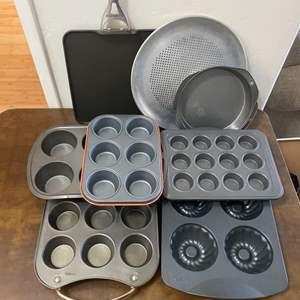 Lot # 59 - Baking items