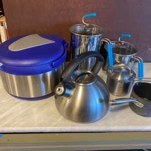 Lot # 64 - Kitchen goods