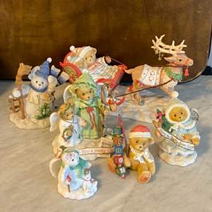 Lot # 85 - Cherished Teddies collection