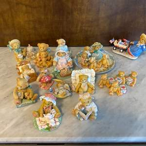 Lot # 87 - Cherished Teddies collection