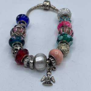 Lot # 131 - Sterling bracelet