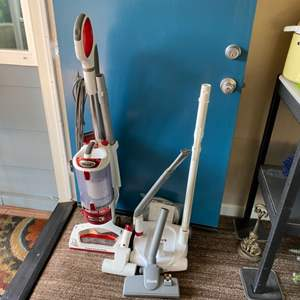 Lot # 176 - Shark professional vacuum cleaner with attachments