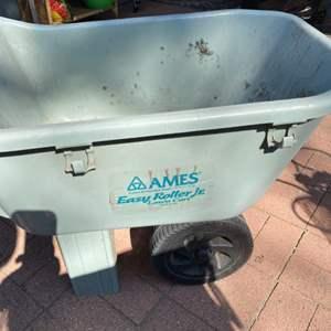 Lot # 177 - Ames garden buggy