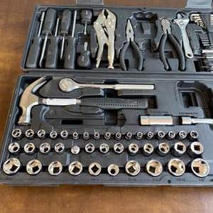 Lot # 186 - Tool kit with case