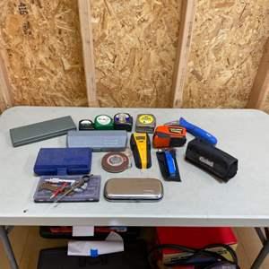 Lot # 202 - Precision tools